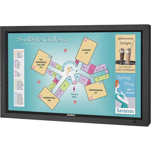 SunBriteTV DS-5507ESTL Marquee Series True Outdoor All-Weather LCD TV (Black)
