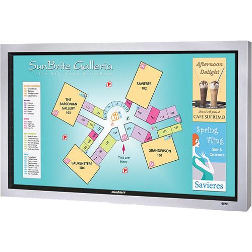SunBriteTV DS-5507ESTL Marquee Series True Outdoor All-Weather LCD TV (Silver)