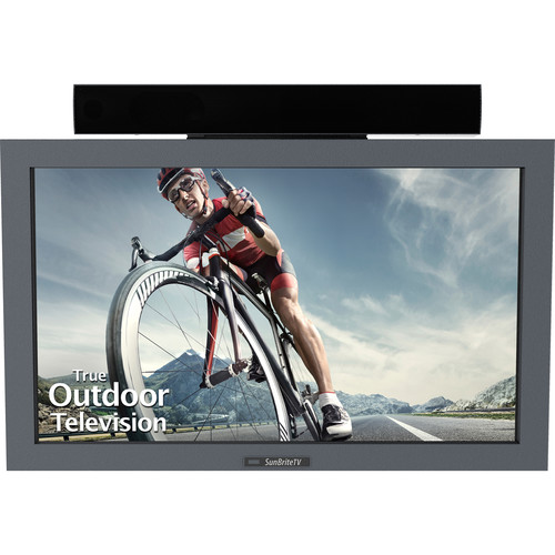 "SunBriteTV Pro-Series 32""-Class Full HD Outdoor LED TV (Silver)"