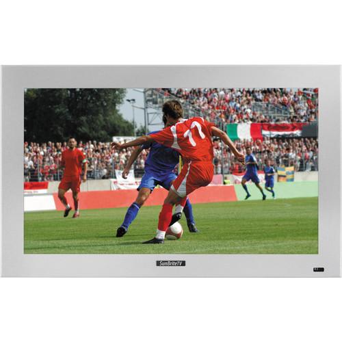 "SunBriteTV Pro Series SB-3214HD 32"" Full HD Direct Sun Outdoor LED TV (Silver)"