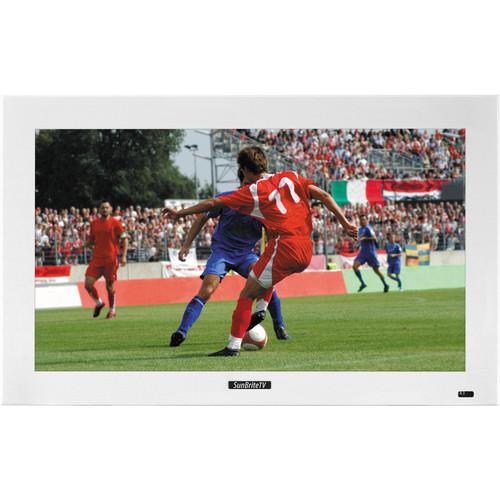 "SunBriteTV Pro Series SB-3214HD 32"" Full HD Direct Sun Outdoor LED TV (White)"