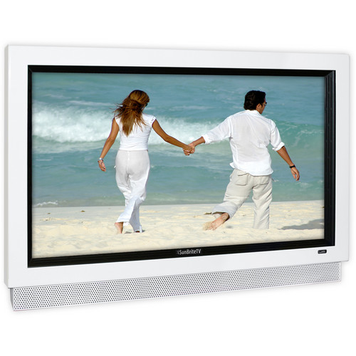 "SunBriteTV SB-3220HD 32"" Pro Line True Outdoor All-Weather LCD TV (White)"