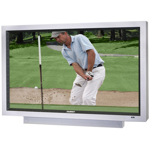 "SunBriteTV 46"" Pro Series 4610HD True Outdoor All-Weather LCD TV (Silver)"