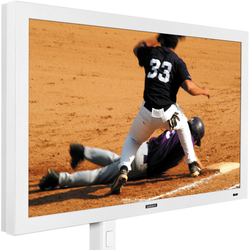 "SunBriteTV Pro Series SB-4717HD 47"" Full HD Direct Sun Outdoor LED TV (White)"