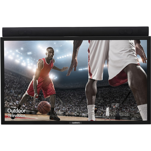 "SunBriteTV Pro-Series 49""-Class Full HD Outdoor LED TV (Black)"