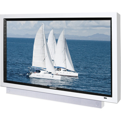 SunBriteTV 5510HD Pro Line True Outdoor All-Weather LCD TV (White)