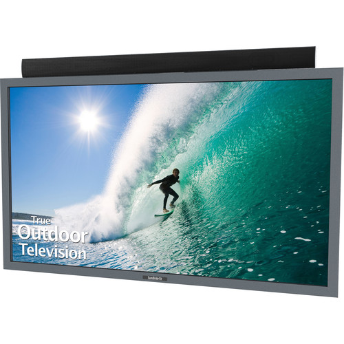 "SunBriteTV Pro Series SB-5518HD 55"" Full HD Direct-Sun Outdoor LED TV (Silver)"