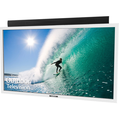 "SunBriteTV Pro Series SB-5518HD 55"" Full HD Direct-Sun Outdoor LED TV (White)"