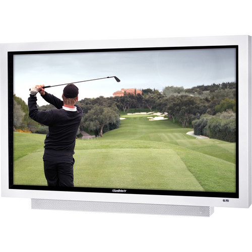 "SunBriteTV SB-6560HD 65"" Signature Series True Outdoor All-Weather LED TV (White)"