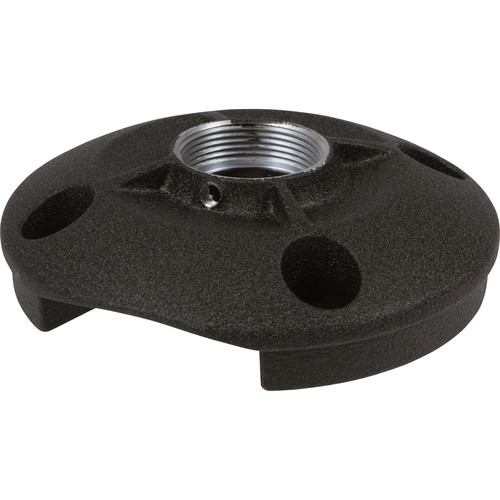 """SunBriteTV SB-CMS115B Speed Connect 6"""" Ceiling Plate for the SB-CMS0406 Adjustable Extension Column and the SB-CMD46 Dual Ceiling Mount (Black)"""