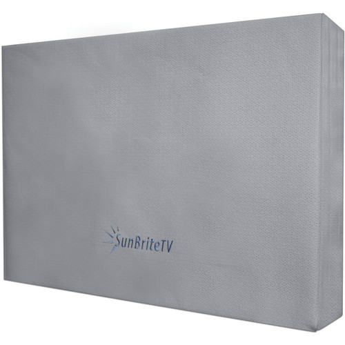 "SunBriteTV SB-DC551NA 55"" Dust Cover for Non-Articulating Wall Mount"