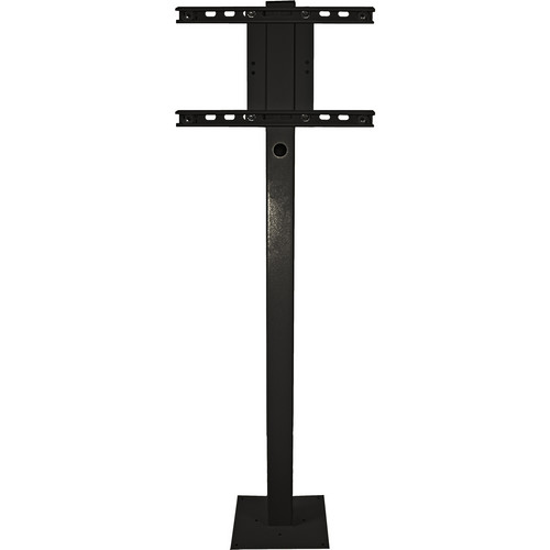 SunBriteTV SB-DP46XA-BL Deck Planter Pole (Black)