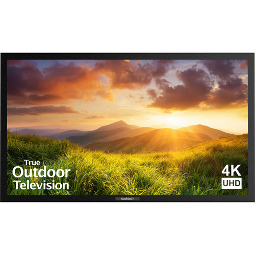 "SunBriteTV Signature Series 43""-Class UHD Outdoor LED TV (Black)"