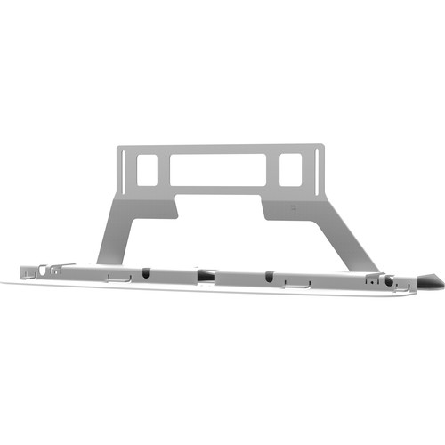 """SunBriteTV All-Weather Tabletop Stand for 55"""" and 65"""" Signature Series 4K TVs (White)"""