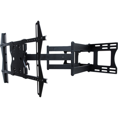 "SunBriteTV Dual Arm Articulating Wall Mount With Tilt, Swivel And Pan For 37"" - 80"" Outdoor TVs"