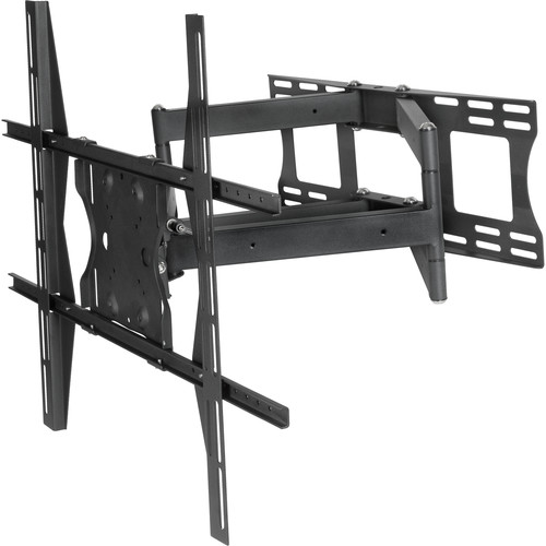 """SunBriteTV Dual Arm Articulating Wall Mount With Tilt, Swivel And Pan For 49"""" - 80"""" Outdoor TVs"""