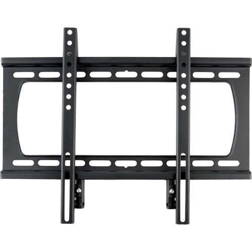 """SunBriteTV Outdoor Fixed Mount for 23 to 43"""" Displays (Black)"""