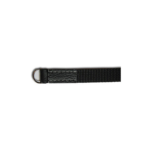 """Sunlows Poly Camera Strap with Ring (49.2"""", Black Ends)"""