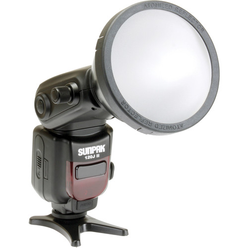 Sunpak 120J II Flash for Canon Cameras