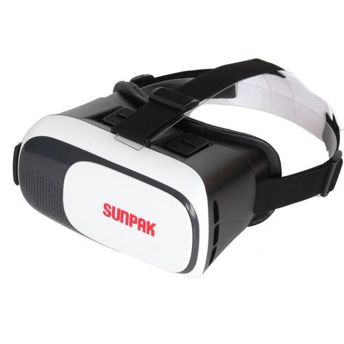 Sunpak VRV-10 Virtual Reality Viewer Smartphone Headset