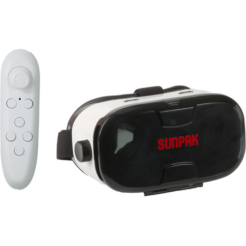 Sunpak VRV-15 Virtual Reality Kit with Bluetooth Remote
