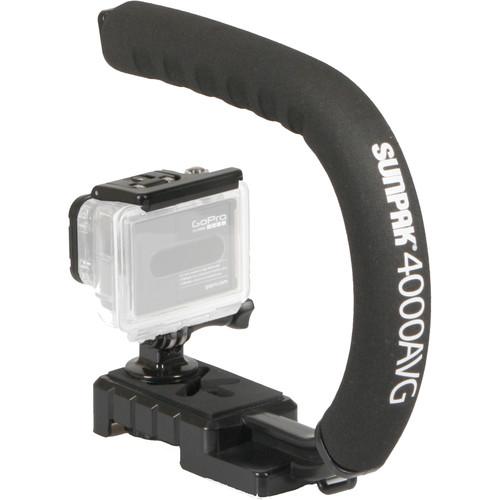 Sunpak 4000AVG Action Video Grip for GoPro