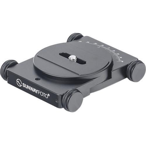 Sunwayfoto Camera Dolly for CPC-01 Smartphone Bracket