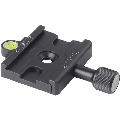 Sunwayfoto DDC-60L Screw-Knob Dovetail Clamp