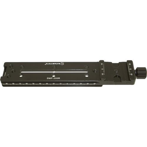 Sunwayfoto DMP-200R Multi-Purpose Rail Nodal Slide