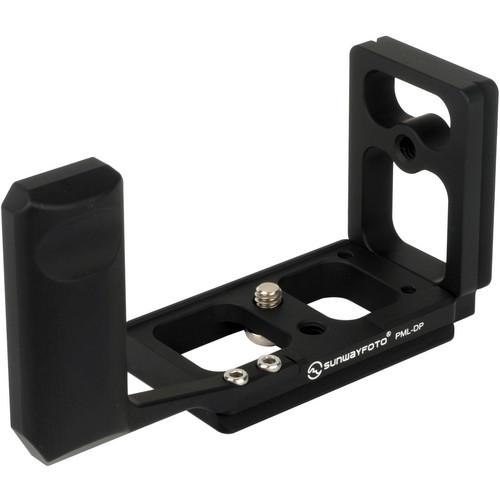 Sunwayfoto PML-DP L-Bracket For Sigma DP Series Cameras