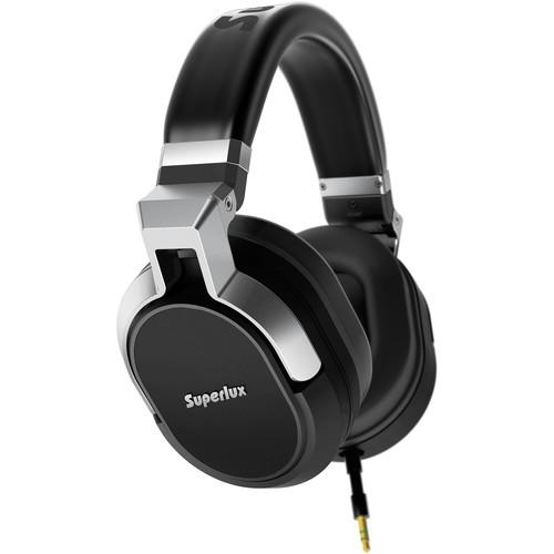 Superlux HD-685 Professional Closed-Back Foldable Headphones