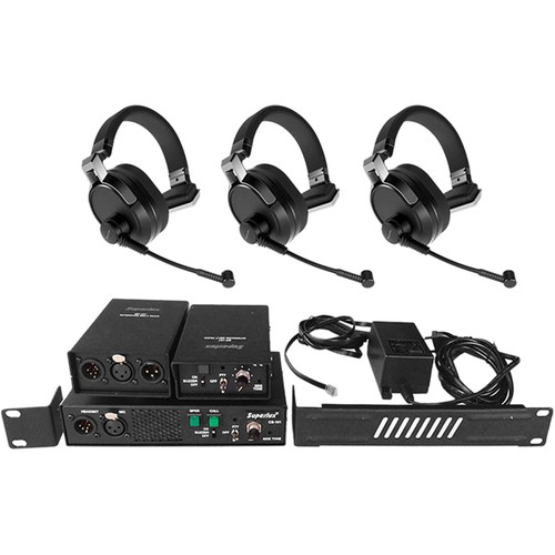 Superlux IS-103 Intercom Set
