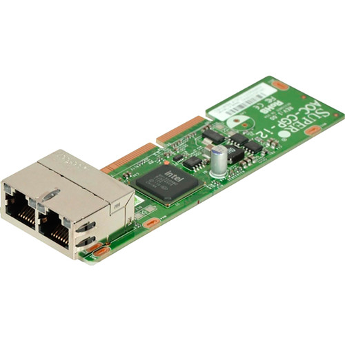 Supermicro 2-Port GbE Controller Add-On Card for Twin Family and MicroCloud Systems