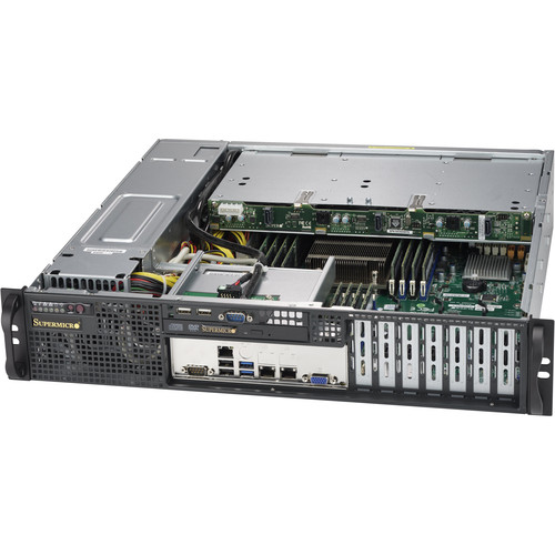 Supermicro SuperChassis for Select Motherboards (2 RU)