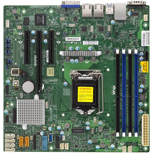 Supermicro MBD-X11SSL-F Intel C232 Micro-ATX Motherboard