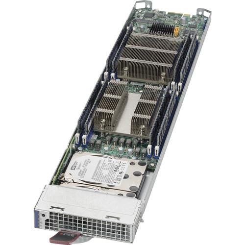 Supermicro MBI-6128R-T2X LGA 2011 MicroBlade Server Module