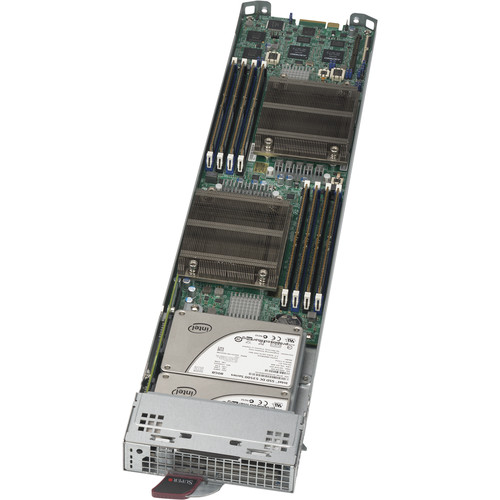 Supermicro MBI-6219G-T-Pack Microblade Node