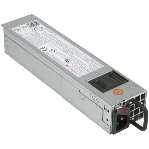 Supermicro AC/DC 240V Input Redundant Power Supply