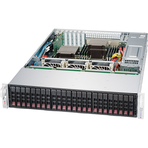 Supermicro SuperStorage 2028R-ACR24H Rackmount Server (2 RU)