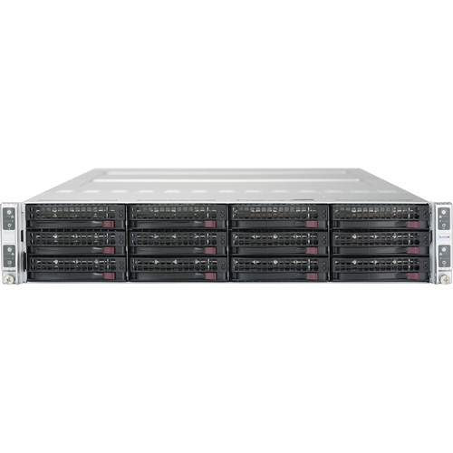 Supermicro SuperServer 2029TP-HTR with Chassis CSV-827HQ+-R2K20BP2 BPN-ADP-6SATA3