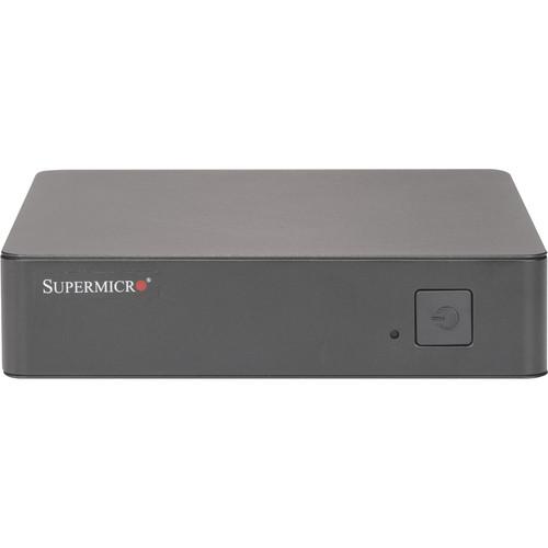 Supermicro SuperServer E200-9B System (Black)