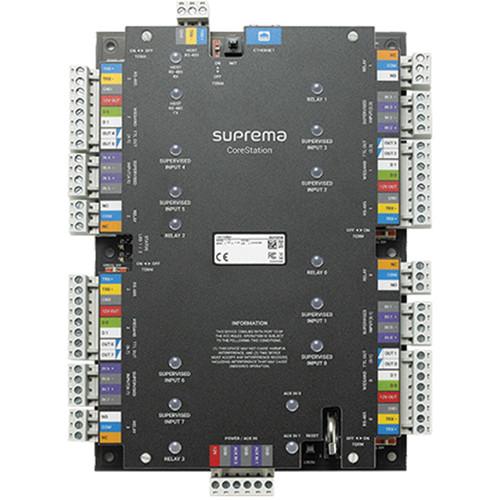Suprema CoreStation Biometric Access Controller