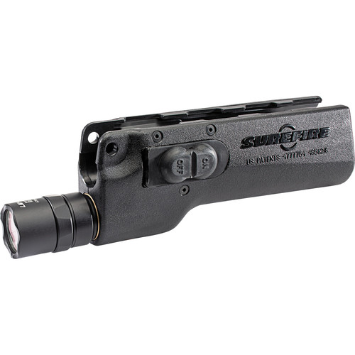 SureFire 328LMF-B Forend LED Weapon Light for H&K MP5, HK53, HK94