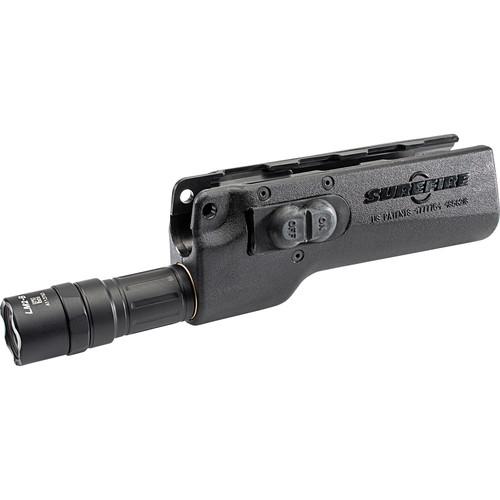 SureFire 628LMF-B Forend LED Weapon Light for H&K MP5, HK53, HK94