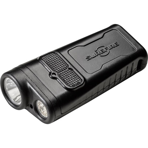 SureFire DBR Guardian Dual Beam Rechargeable Flashlight (Black)