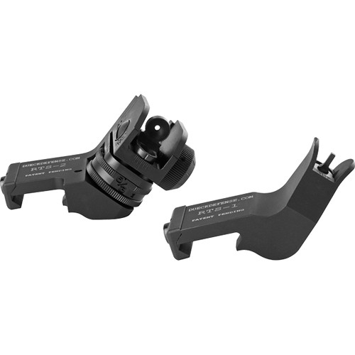 SureFire Rapid Transition Sight with Red/Green Fiber Optic Sight