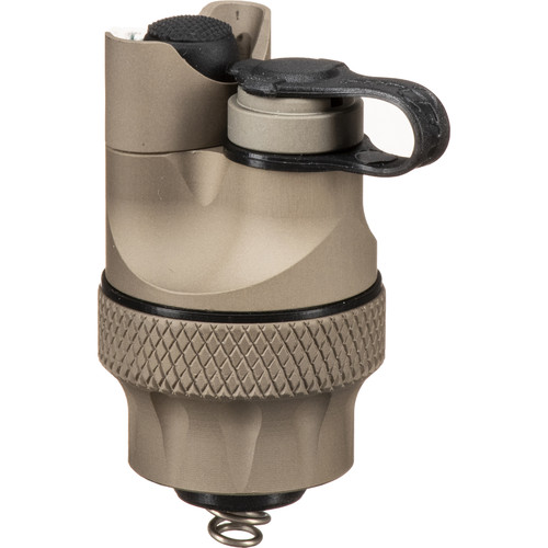 SureFire DS00 Waterproof Switch Assembly for Scout Light Weapon Lights (Tan)