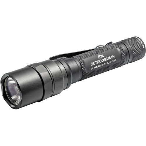 SureFire E2L Outdoorsman LED Flashlight