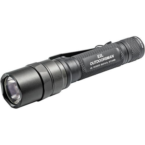 SureFire E2L Outdoorsman LED Flashlight