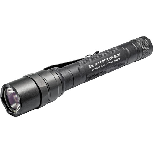 SureFire E2L-AA Outdoorsman LED Flashlight